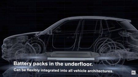 El futuro BMW iX3 llegará en 2020 con diferentes niveles de potencias