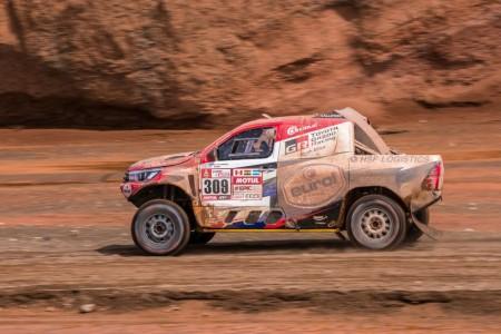 Dakar 2018, etapa 13: Bajas ilustres en el último suspiro