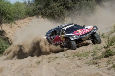 Dakar 2018, etapa 13: Sainz acaricia su segundo 'touareg'