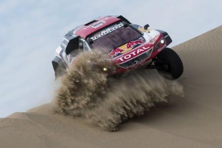 Dakar 2018, etapa 2: Despres lidera la réplica de Peugeot
