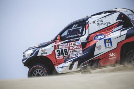 Dakar 2018, etapa 2: Empieza la verdadera competencia