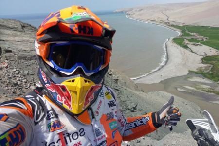 Dakar 2018, etapa 5: Dureza reflejada en cada palabra