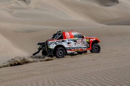 Dakar 2018, etapa 5: Jornada maratoniana hasta Arequipa
