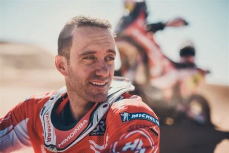 Dakar 2018: Gerard Farrés, ante su último Dakar en moto