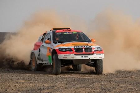 Dakar 2018, previo: Españoles en coches y camiones