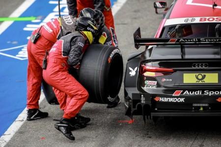 Hankook usará los mismos neumáticos en el DTM 2018