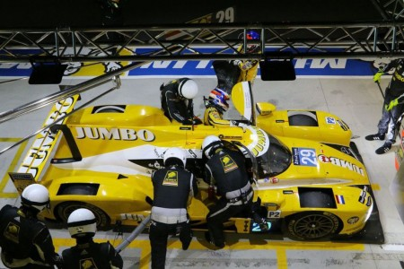 Lammers vuelve a Le Mans con Racing Team Nederland