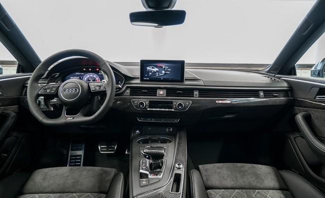 ABT RS5-R - interior
