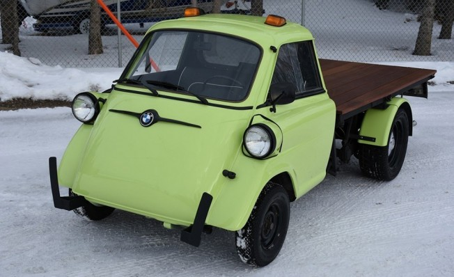 BMW Isetta Pick-up