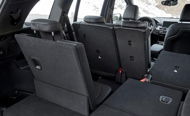BMW Serie 2 Gran Tourer 2018 - interior