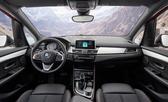 BMW Serie 2 Active Tourer 2018 - interior