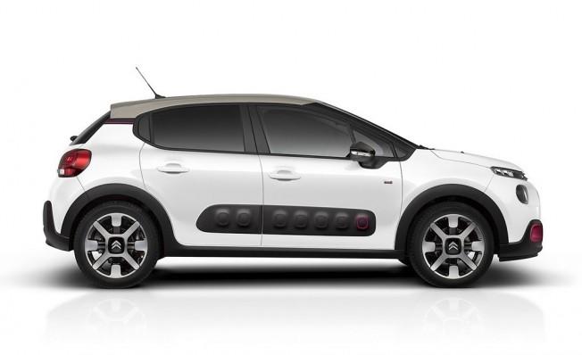 Citroën C3 ELLE - lateral