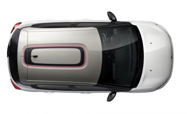 Citroën C3 ELLE - techo