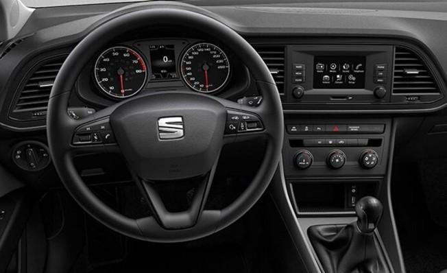 SEAT León - interior