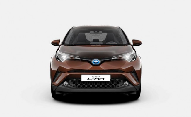 Toyota C-HR - frontal