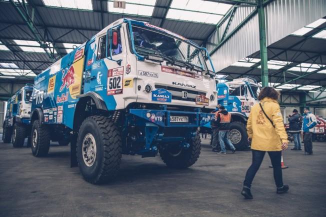 Re: DAKAR 2018, la carrera mas larga del mundo....