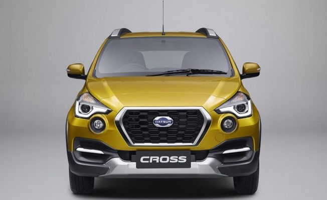 Datsun Cross - frontal