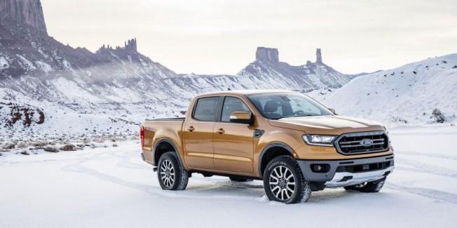 Ford Ranger Exhaust Tip >> El nuevo Ford Ranger 2019 se desvela en el Salon Detroit 2018 - Motor.es