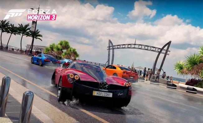 Forza Horizon 3 para Xbox One X