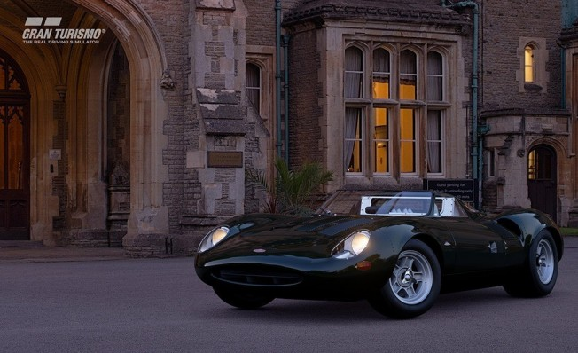 Jaguar XJ13 (Gr.X)