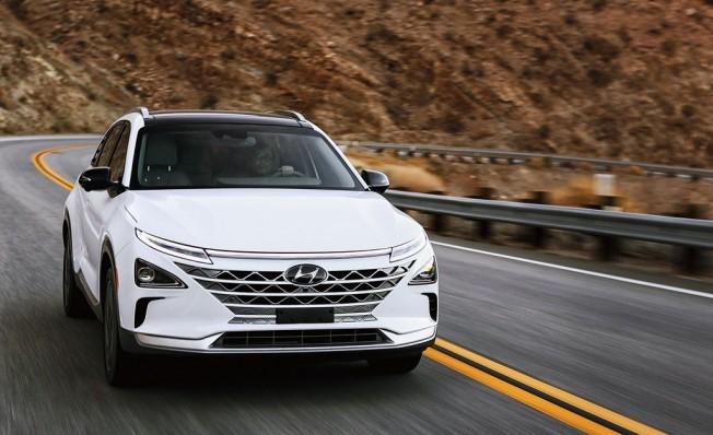 Hyundai Nexo - frontal