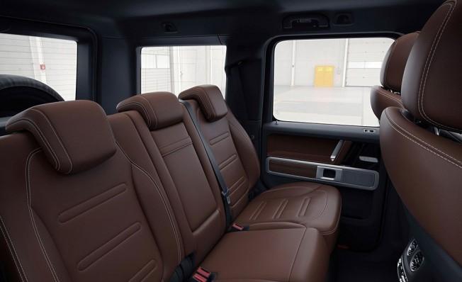 Mercedes Clase G 2018 - interior