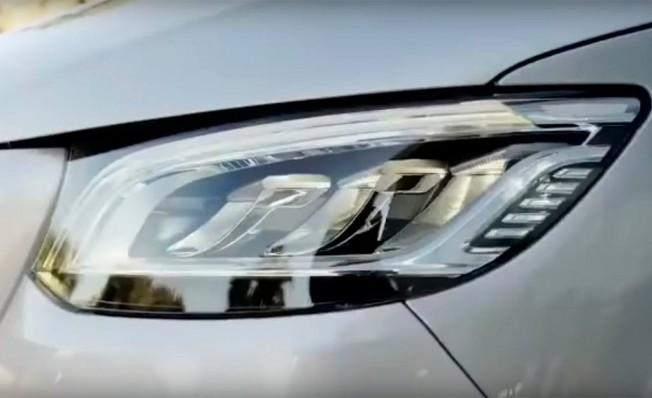 Mercedes Sprinter 2018 - adelanto