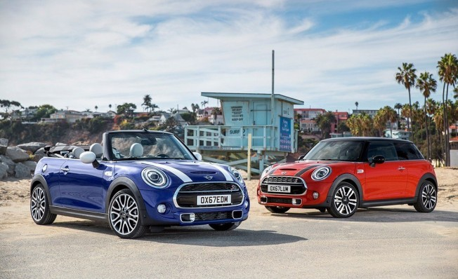 MINI Cabrio y MINI Hatch 2018