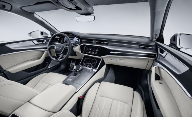 Audi A7 Sportback 2018 - interior