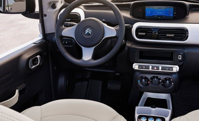 Citroën E-Mehari 2018 - interior