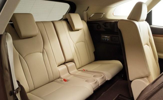 Lexus RX 450h L 2018 - interior