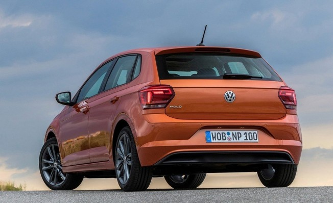 Volkswagen Polo 2018 - posterior