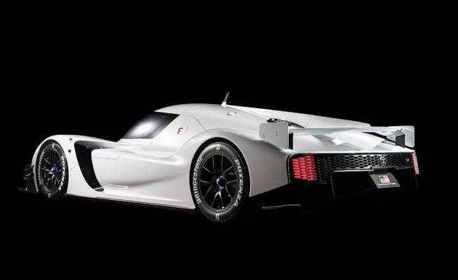 Toyota GR Super Sport Concept - posterior