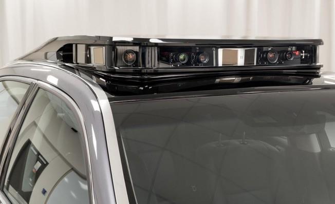 La nueva plataforma de conducción autónoma de Toyota