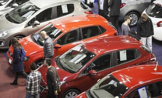 Ventas de coches de ocasión en España - Diciembre 2017