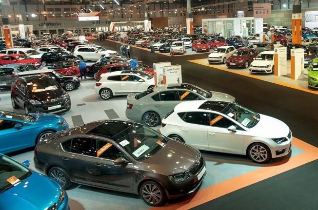 Ventas de coches de ocasión - Diciembre 2017