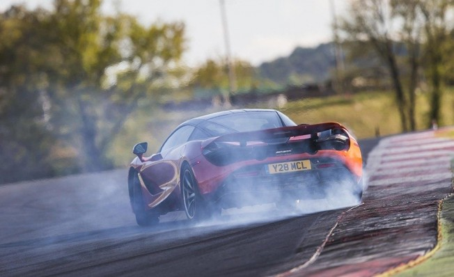 Ventas de McLaren en 2017