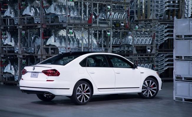 Volkswagen Passat GT 2018 - posterior
