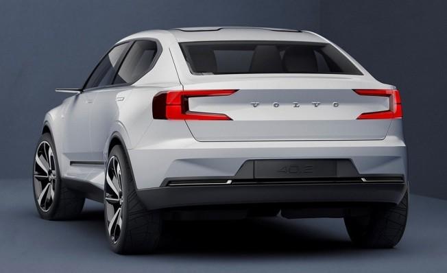Volvo 40.2 Concept - posterior