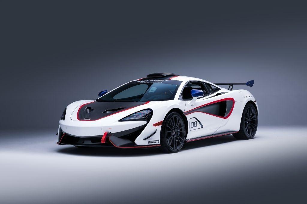 MSO X: diez unidades del McLaren 570S Coupé con un diseño inspirado en la competición de resistencia