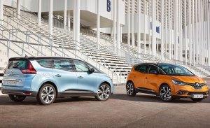 El Renault Scénic ya puede ser configurado con el nuevo motor 1.3 TCe