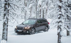 Prueba Subaru Outback 2018, una evolución justa pero necesaria