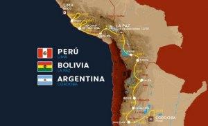 Publicidad, marcas de coches y el Rally Dakar