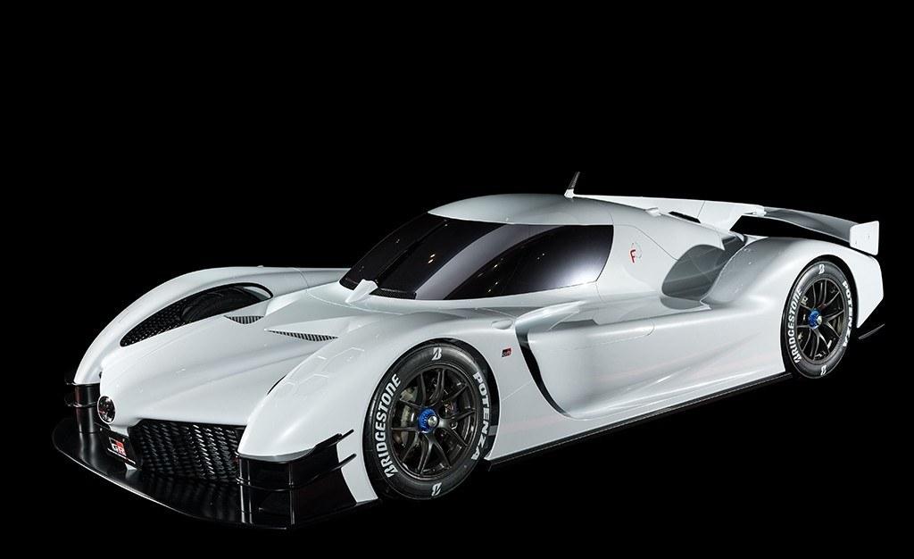 Toyota GR Super Sport Concept: tecnología que emana de la competición