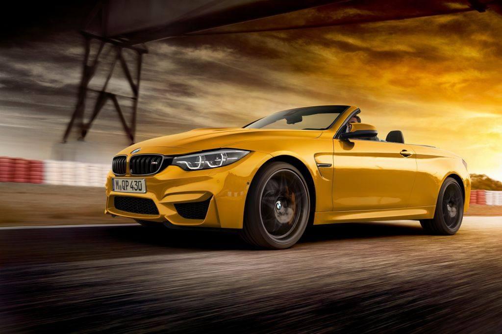 BMW M4 Convertible Edition 30 Jahre: nueva edición limitada de aniversario