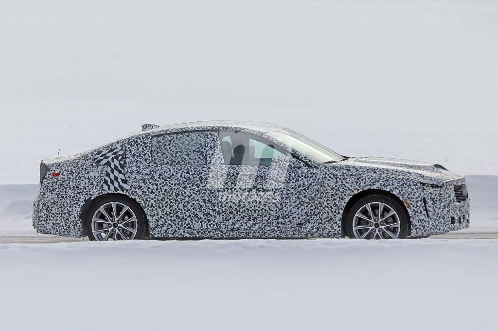 2020 - [Cadillac] CT5 Cadillac-ct5-2020-fotos-espia-nieve-201843346_5