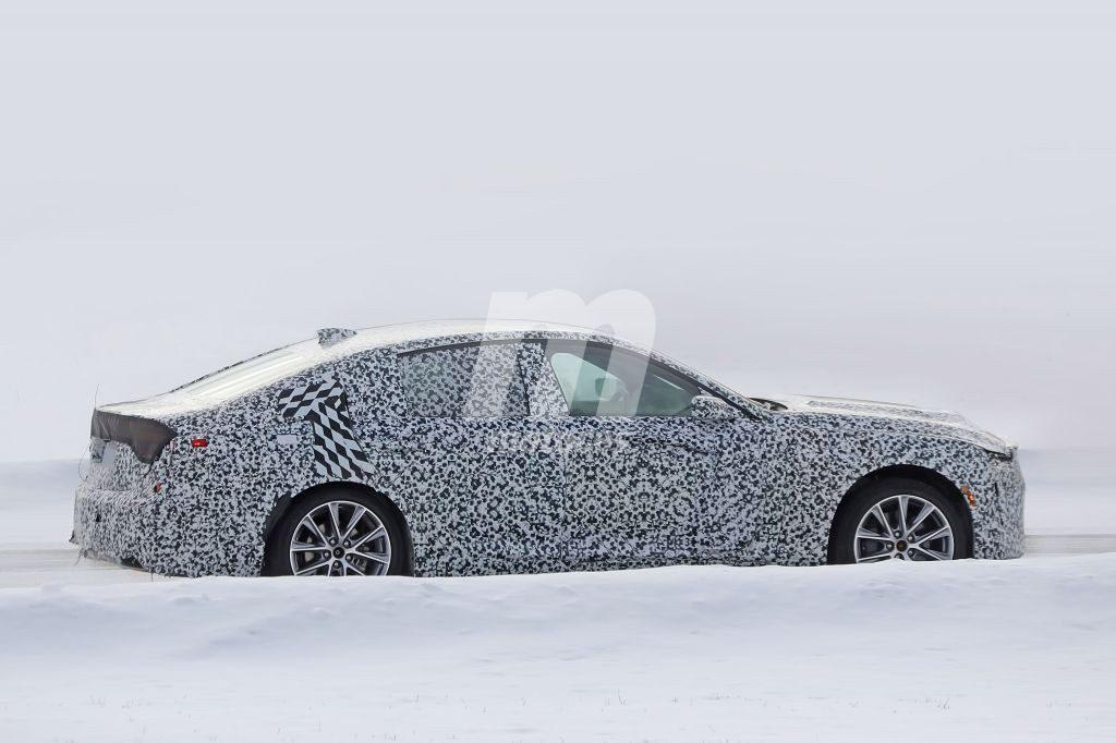 2020 - [Cadillac] CT5 Cadillac-ct5-2020-fotos-espia-nieve-201843346_7