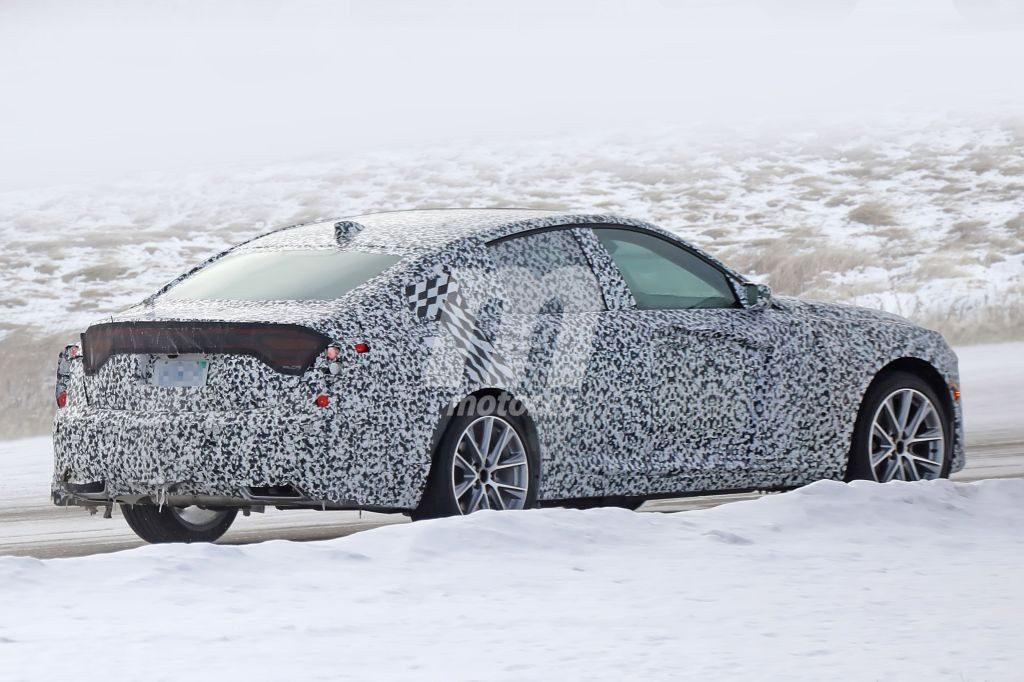 2020 - [Cadillac] CT5 Cadillac-ct5-2020-fotos-espia-nieve-201843346_8