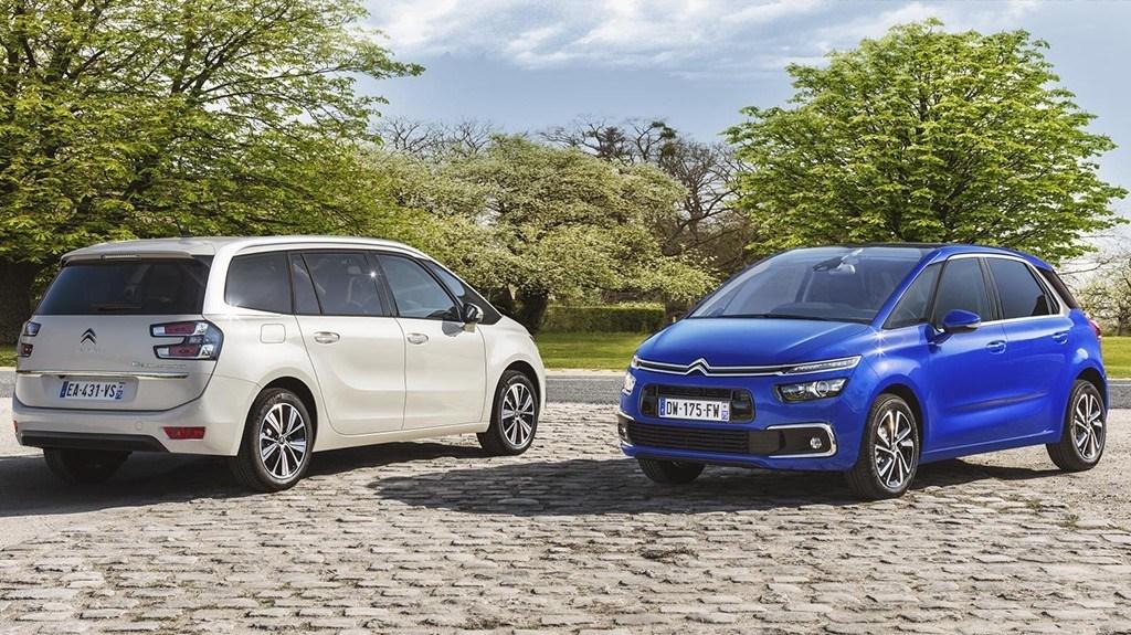 El Citroën C4 Picasso será rebautizado y adoptará el apellido SpaceTourer