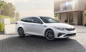 El Kia Optima llega al Salón de Ginebra 2018 con una nueva estética y nuevos motores